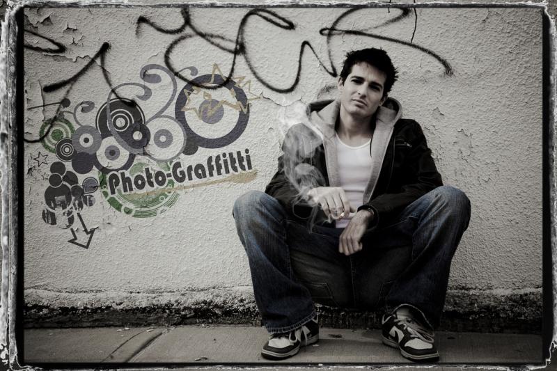 Ny Mar 09, 2009 Photo-Graffitti Dirty Smoker