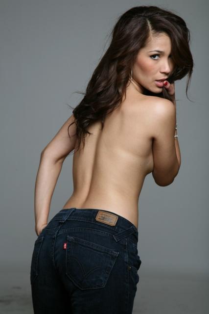 Female model photo shoot of Adriana Palacios by David M Photography