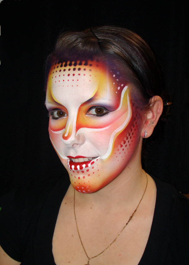 Mar 10, 2009 My version or Cirque make up