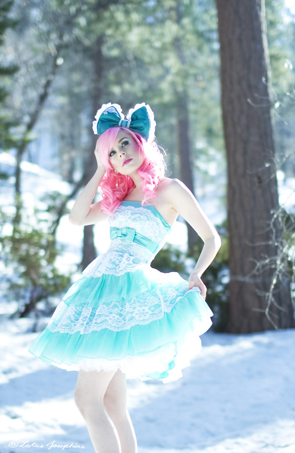 Mar 11, 2009 Frozen snow princess. its quite obvious i dont get out in the sun much haha <3