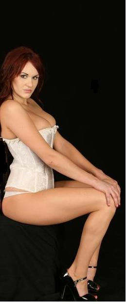 Female model photo shoot of GINA NOEL