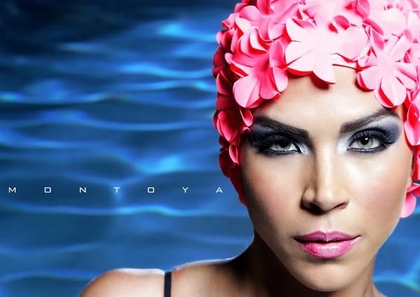 BAL HARBOUR Mar 13, 2009 MONTOYAPHOTO.COM LADY IN THE WATER/Pamela Zapata/ make up by Jerralee