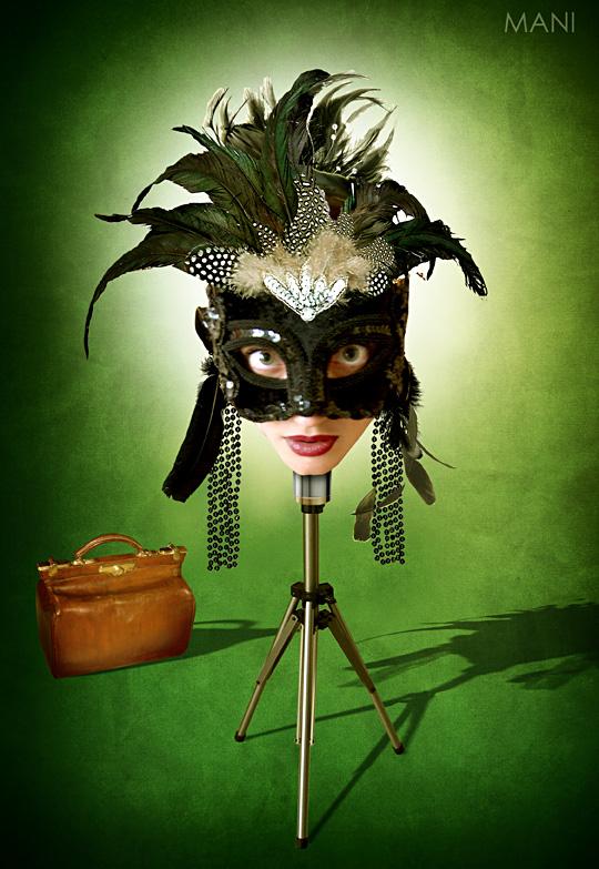 Raleigh Mar 13, 2009 Mani Luvas Mask
