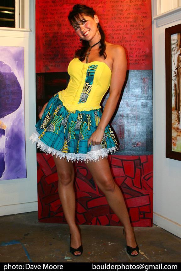 Boulder Mar 13, 2009 Dave Moore Rachel Z Fashion Show