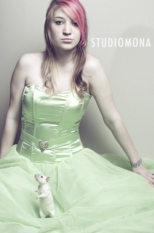 Mar 13, 2009 ©2009 StudioMona My Baby girl!