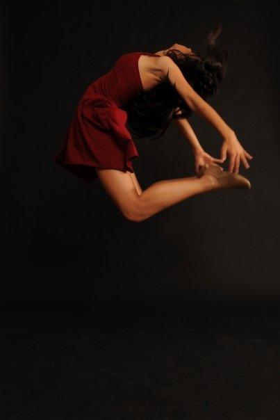Canaan Mountain Studio Mar 13, 2009 Bruce Dienes dance inspired shoot