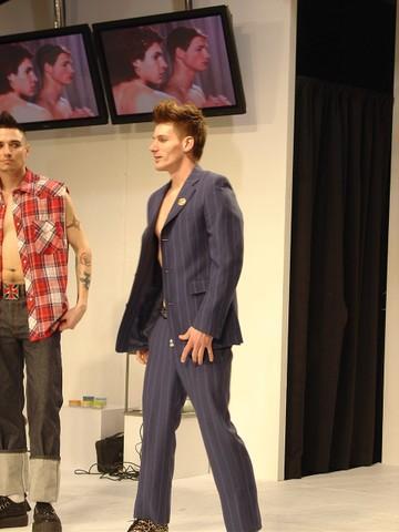 Male model photo shoot of Brent  Caputo in Chicago. IL