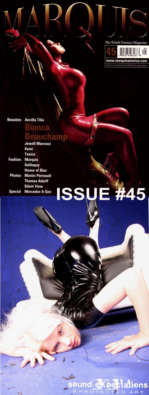DJs Ranch, Lancaster CA. Mar 14, 2009 sound eXpectations, inc Marquis Magazine, Issue #45, p76