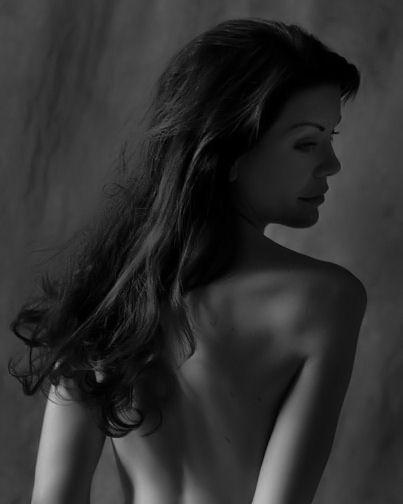 Female model photo shoot of ModelMelissa by Glenn Larsen Photograph