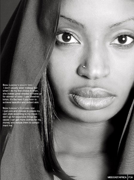 Mar 15, 2009 Miss East Africa UK Magazine