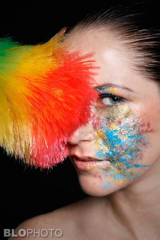 Mar 15, 2009 BLOPHOTO  Beauty Dust - Creative Direction: Kelli Kolors