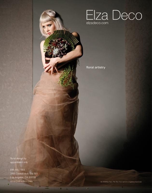 Casitas Mar 16, 2009 2009 Beguiling Images Mosh For Elza Deco Magazine Ad