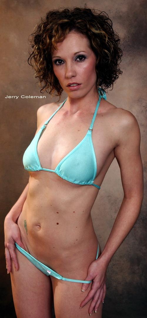 West Memphis Mar 16, 2009 Jerry Coleman swimsuit