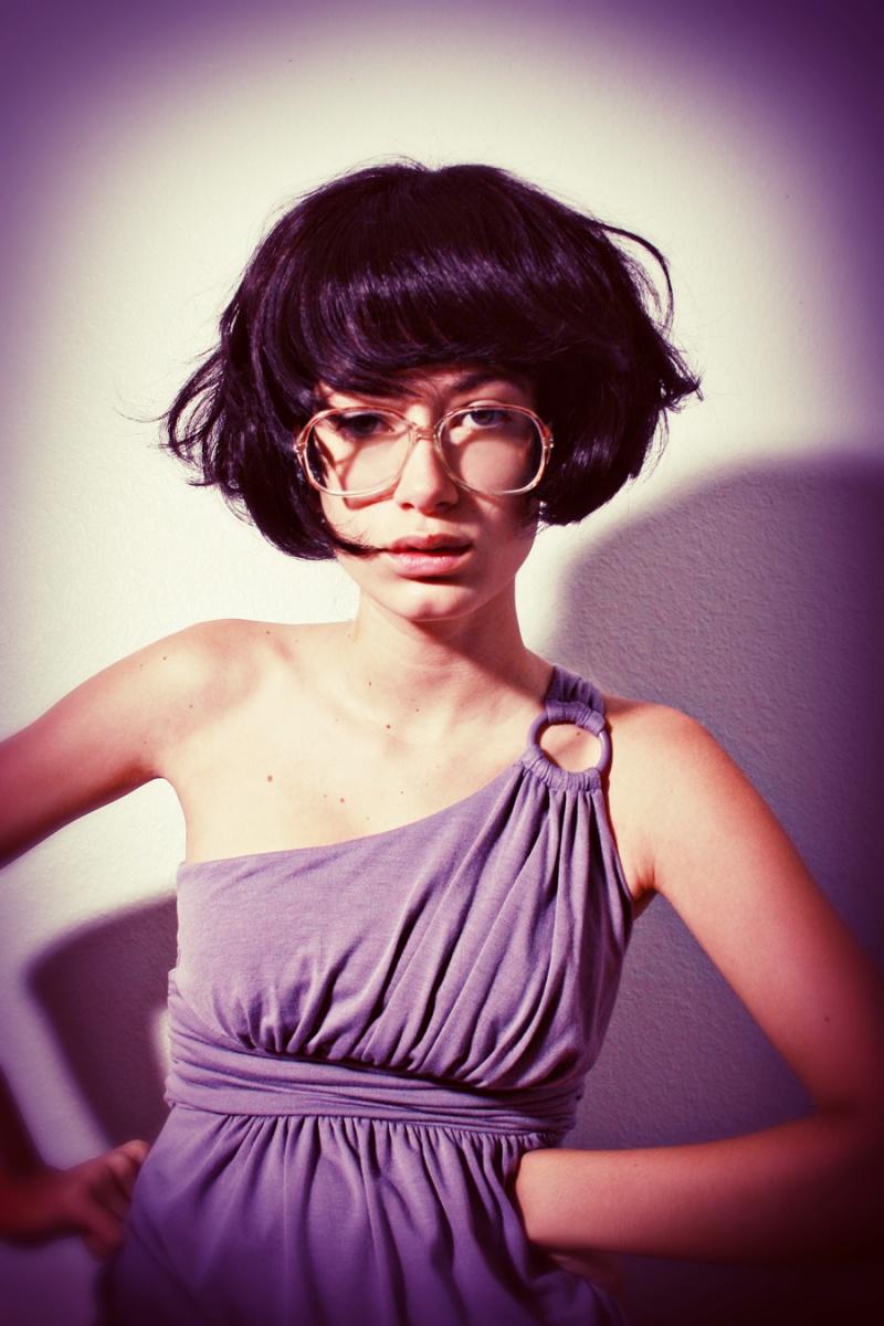 Im such a nerd. Mar 16, 2009 Self Portrait