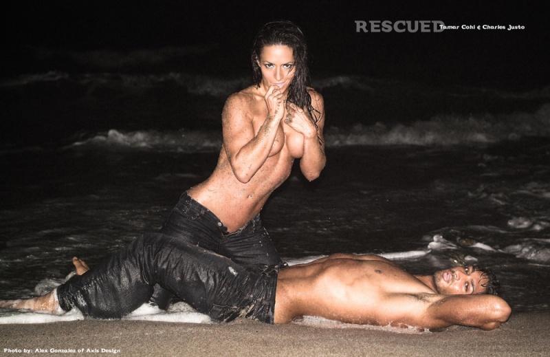 Deerfield Beach, FL Mar 16, 2009 Alex Gonzalez...Axis DZN Rescued