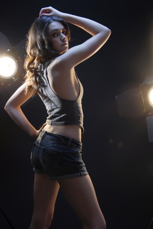 Female model photo shoot of Emma Model Singer in London