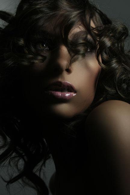 Female model photo shoot of kAziel in NYC