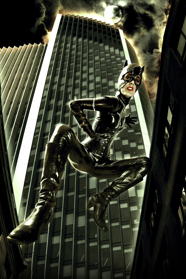 Gotham City Mar 17, 2009 Zion Publishing The Stunning Catwoman Ever!