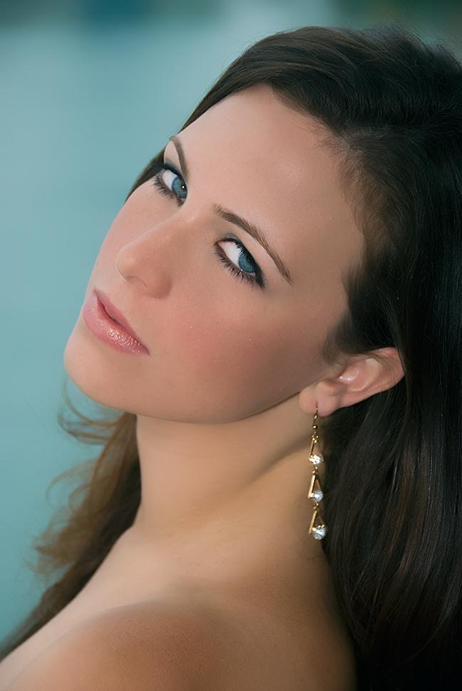 Female model photo shoot of Bianca Bachinger Healey by Clemson Guy