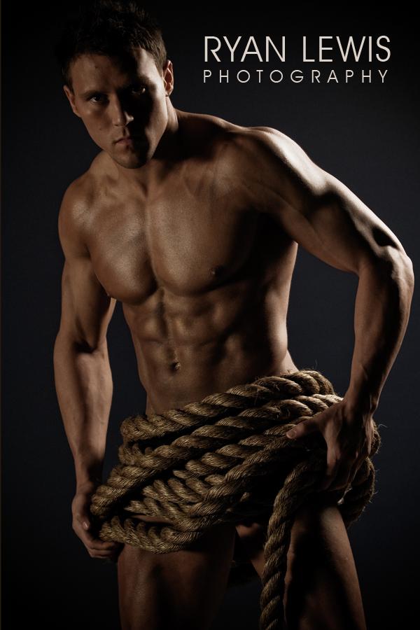 Male model photo shoot of Ryan Lewis Studio and Wade Kirk in Columbus Ohio