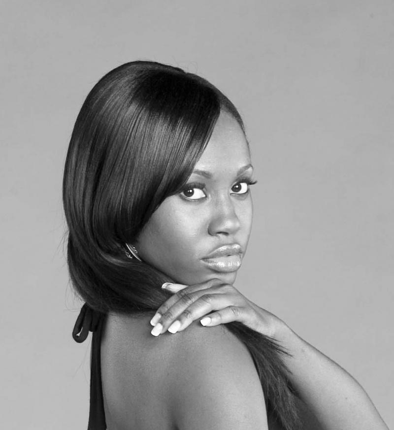 Female model photo shoot of LORITA IFEOZO