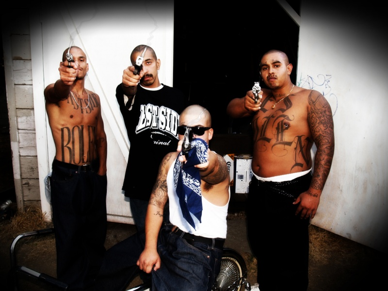 BALDWIN PARK, CA Mar 19, 2009 WILLIAM G. PRITCHARD JR.  (WWPGINK) GANG MEMBERS OF EAST SIDE BALDWIN PARK