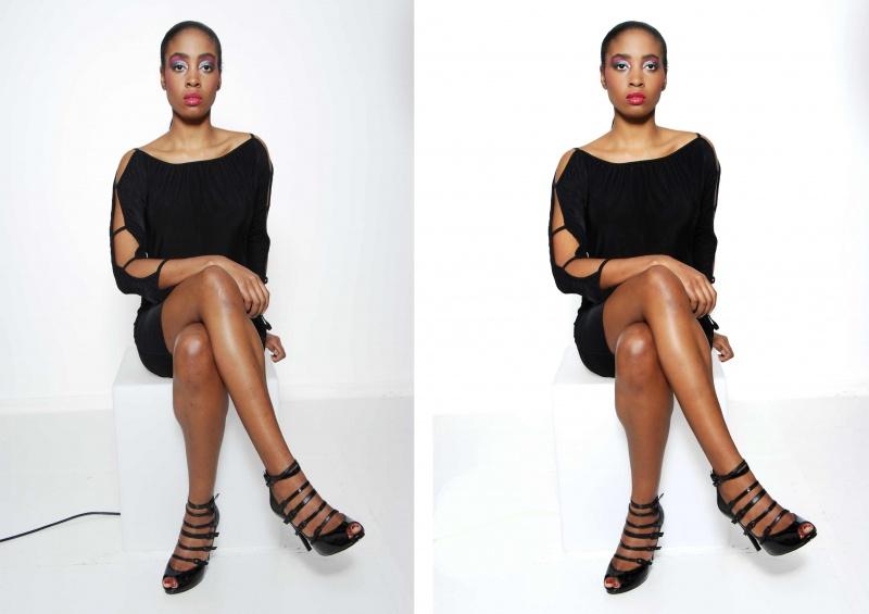 Male model photo shoot of glamour-photoshopper