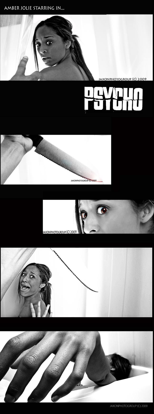 VA Mar 22, 2009 jaxonphotogroup (c) 2009 Psycho Movie Stills: Directed by Jack Manning III