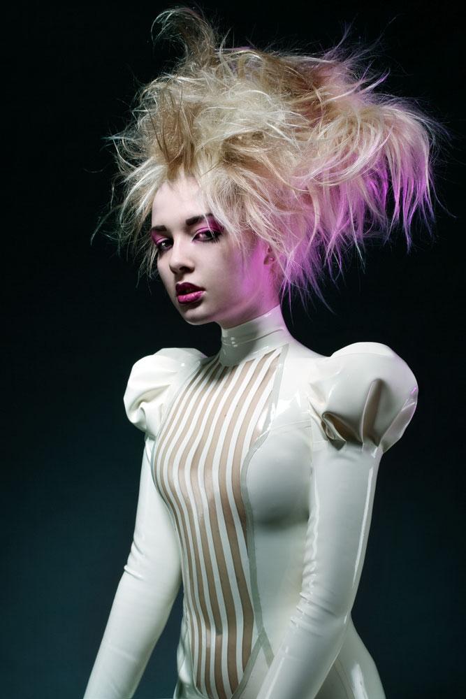 Mar 22, 2009 Sohui wears victorian minidress £225 Pic: Root of Silence//hair: Arno//MUA: Kirka Virenen