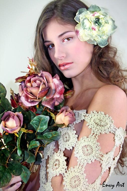 Mar 22, 2009 ENVY ART PHOTOGRAPHY / Lisa Elizabeth - Model / Theresa McCoy - Hair & MUA