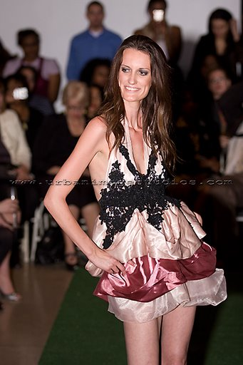 Mar 23, 2009 L.A Fashion Week/ Cowgirl Heaven Design