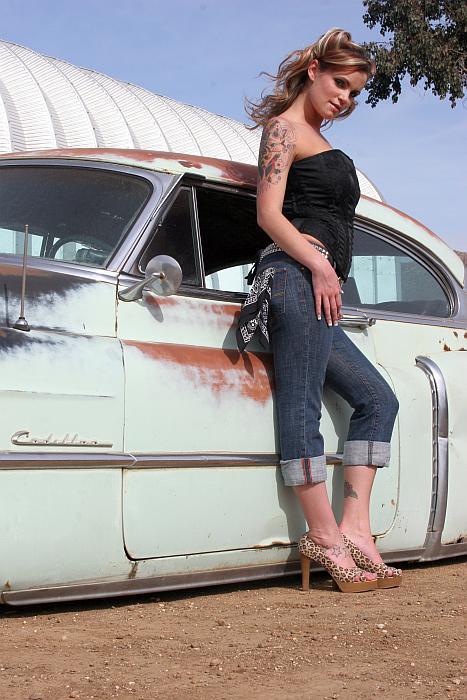 Nuevo, CA Mar 24, 2009 No Regrets, Bad Bettie Designs