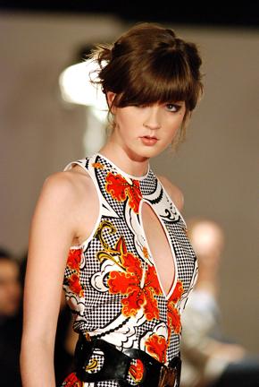 Mar 24, 2009 © Jessica Deeks 2009 Ottawa Fashion Week Fall 2008