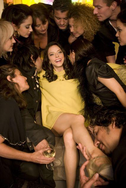 LA Mar 25, 2009 Mike Powers Juliet Landau