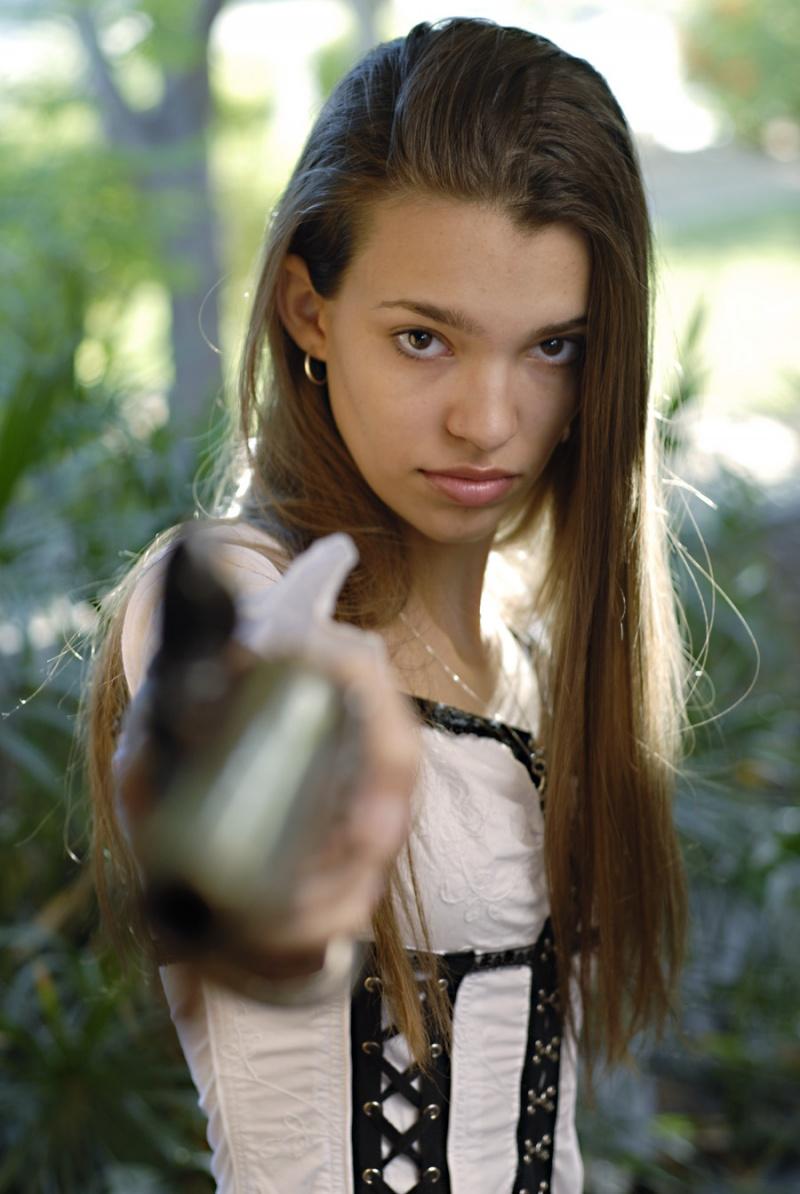 Female model photo shoot of Merydeth J by Carlos Moreno in Private Res. Yuma, Arizona