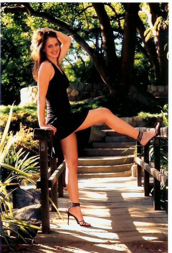 Alice Keck Park, Santa Barbara Mar 27, 2009