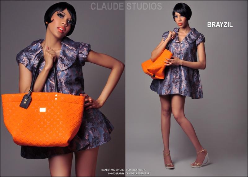 Winter Park, FL Mar 28, 2009 Claude Studios High Fashion