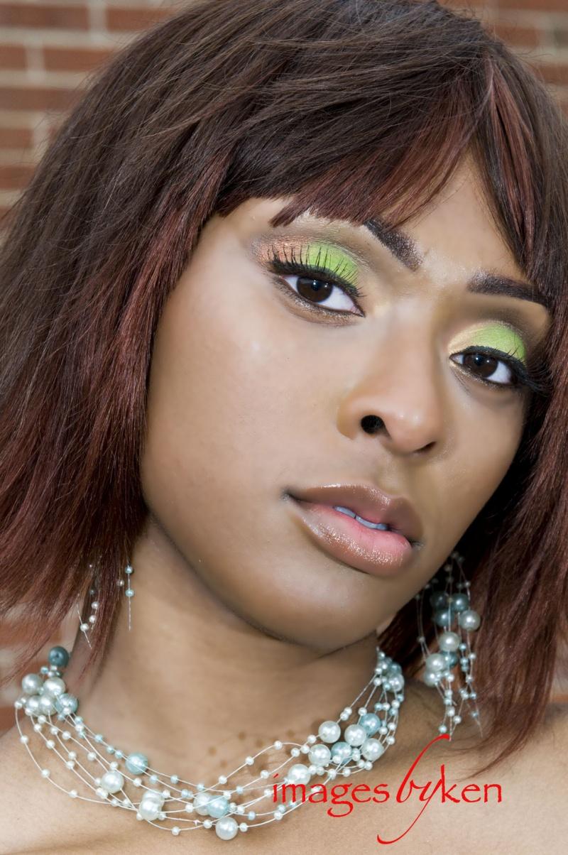 Female model photo shoot of LaDawn MUA in Atlanta, GA