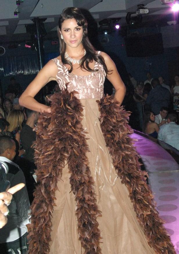 Miami Beach Mar 28, 2009 Ramirez-Marmai Fashion Show - Miami Fashion Week 2009