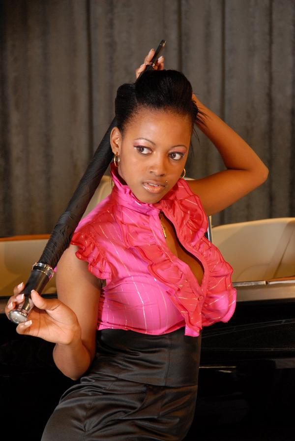 Female model photo shoot of Sukie T