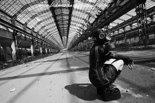 Milan Mar 30, 2009 Morbidmuse photographer Industrial war