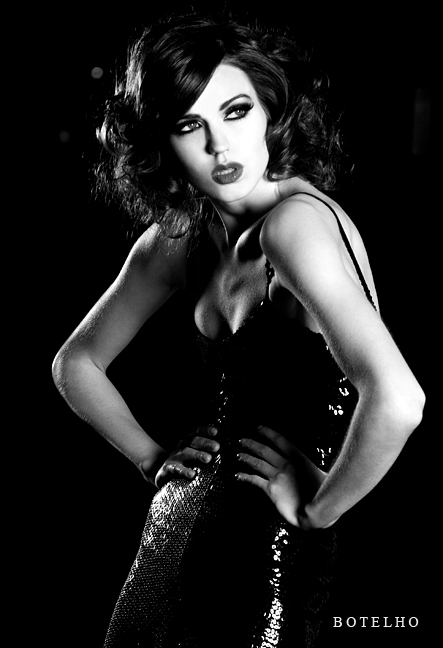 Mar 30, 2009 David Botelho Makeup by Yvette Cordio, Hair by: Krystal B.
