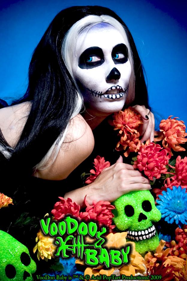 Mar 31, 2009 VooDoo Baby is © & ™ Acid PopTart Productions! 2009 - Book is coming! Hey Mambo!