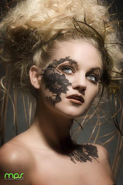 Mar 31, 2009 Mike Caldwell Hair - Jenny, Model - Kara