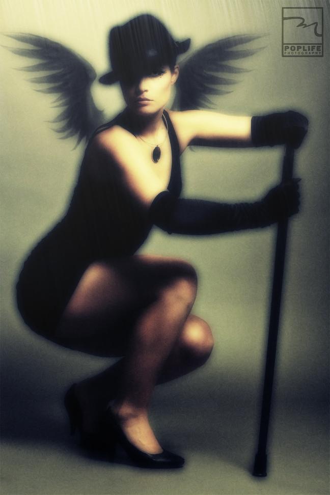 poplife studio Mar 31, 2009 Mani model: Sarah | mua: ryan L