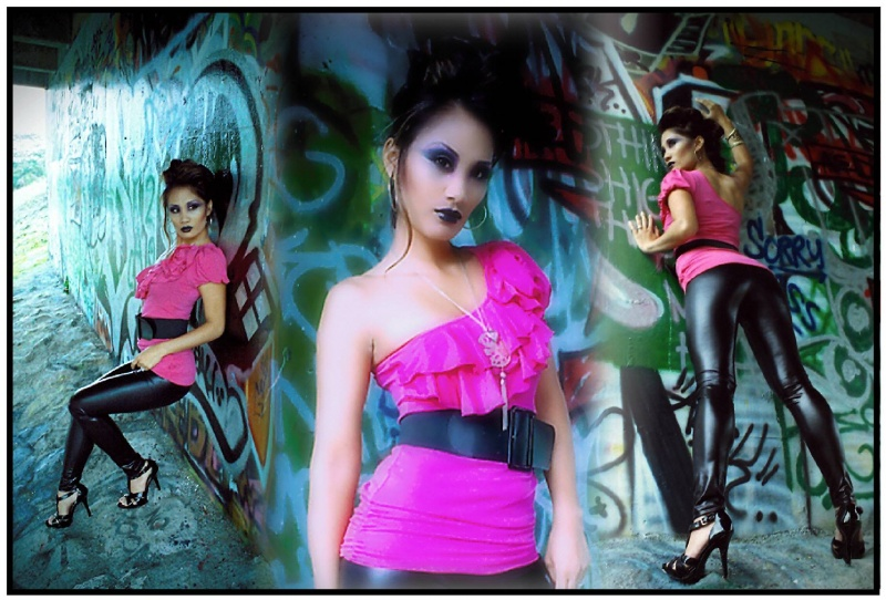 Apr 01, 2009 BLS Imaging Make-up, Hair, & Wardrobe by Bethany Souza