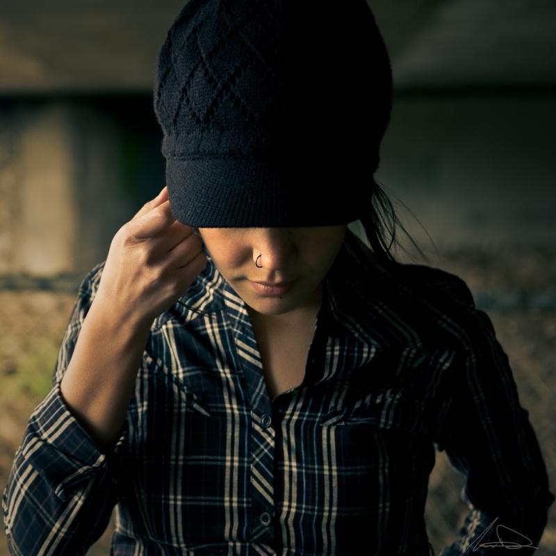 Female model photo shoot of Desiree Cromwell by Michael Deppisch in Oregon