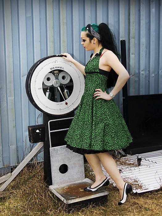 Female model photo shoot of Dana Dead Girl in Amsterdam