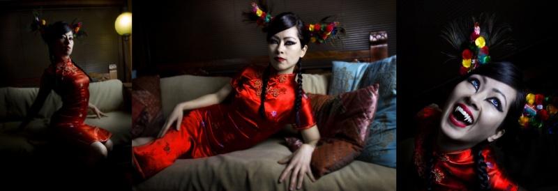 Chicago Apr 04, 2009 mestadler Sandra Yau (Make up) Sharla Cooper (Model)