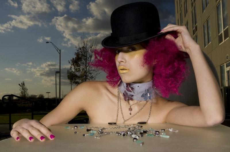 Miami Apr 06, 2009 C-Heads Magazine / Richard Cordero Photo Rock and Roll Circus Shoot